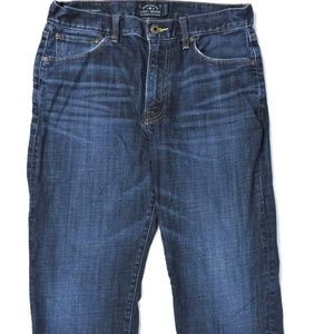 Lucky Brand Mens Blue Jeans 329 Classic Straight
